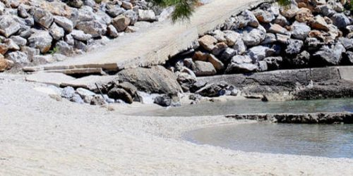 Hotel On the Rocks in Plakias Crete